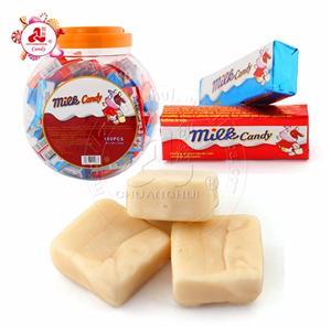Bonbons mous moelleux diverses saveurs halal dans le pot