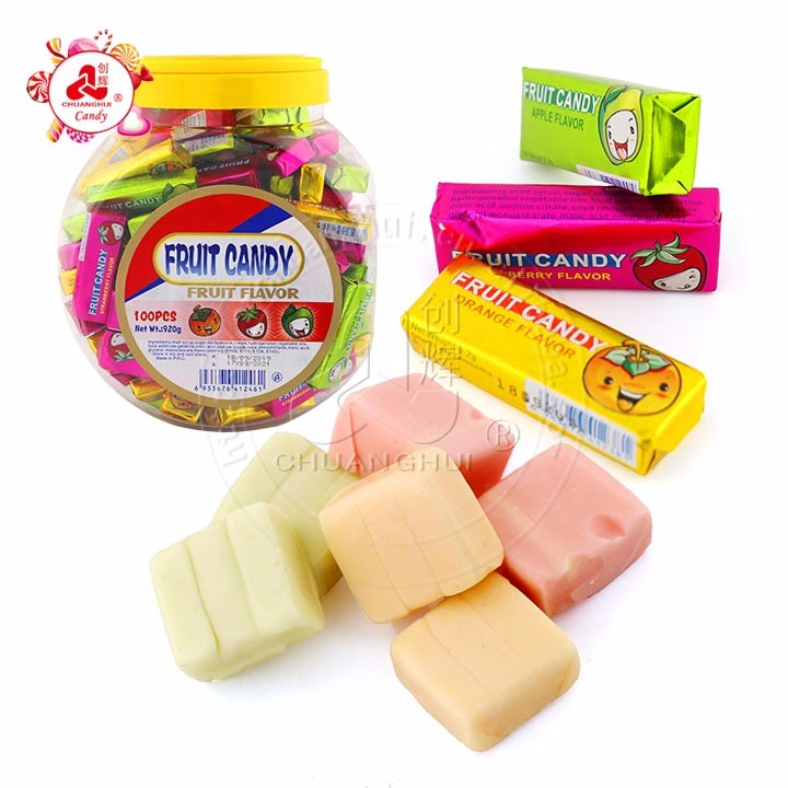 Halal various flavors chewy soft candy in the jar Manufacturers, Halal various flavors chewy soft candy in the jar Factory, Supply Halal various flavors chewy soft candy in the jar