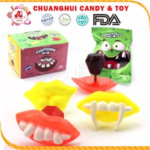 Bucktooth Candy Toy