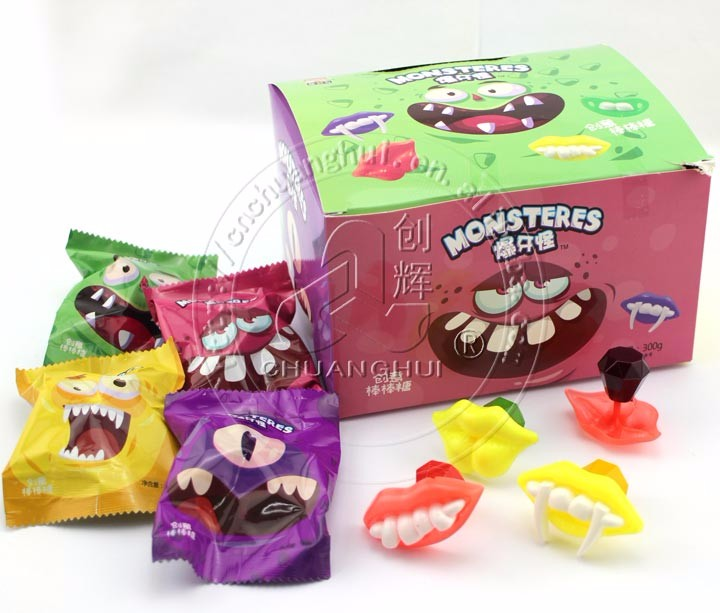 Bucktooth Candy Toy Manufacturers, Bucktooth Candy Toy Factory, Supply Bucktooth Candy Toy