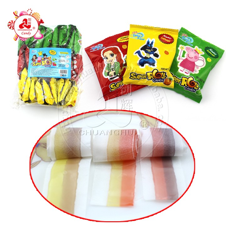 Double Colors Jelly Roll with Tattoo on bag Manufacturers, Double Colors Jelly Roll with Tattoo on bag Factory, Supply Double Colors Jelly Roll with Tattoo on bag