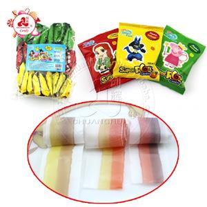 Double Colors Jelly Roll with Tattoo on bag