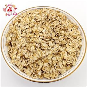High fiber and protein sugar free Instant Oatmeal Organic semi-finished Oats