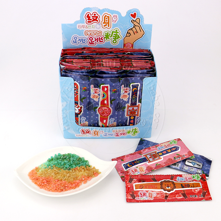 3 in 1 fruit flavor tattoo watch bag popping candy with watch tattoo sticker candy toy Manufacturers, 3 in 1 fruit flavor tattoo watch bag popping candy with watch tattoo sticker candy toy Factory, Supply 3 in 1 fruit flavor tattoo watch bag popping candy with watch tattoo sticker candy toy