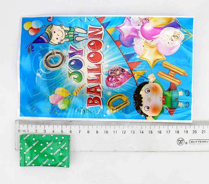 Funny Joy Small Balloon and popping candy Surprise Bag Toy Candy Manufacturers, Funny Joy Small Balloon and popping candy Surprise Bag Toy Candy Factory, Supply Funny Joy Small Balloon and popping candy Surprise Bag Toy Candy