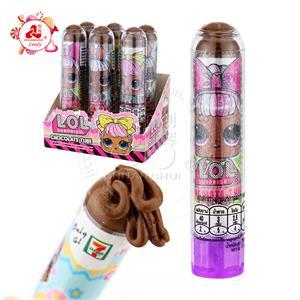 7-Eleven Шоколадный сироп помада crazy hair шоколадное варенье конфеты
