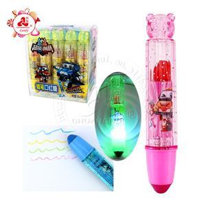 LED освещение голова медведя Crayon toy Lipstick Candy
