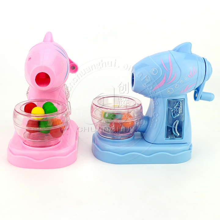 Funny hand shaking grinding refiner machine moder toy candy pearl candy dispenser Manufacturers, Funny hand shaking grinding refiner machine moder toy candy pearl candy dispenser Factory, Supply Funny hand shaking grinding refiner machine moder toy candy pearl candy dispenser