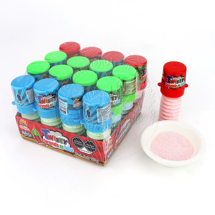 Halal candy toy fruity Twisty spray sour powder candy Manufacturers, Halal candy toy fruity Twisty spray sour powder candy Factory, Supply Halal candy toy fruity Twisty spray sour powder candy