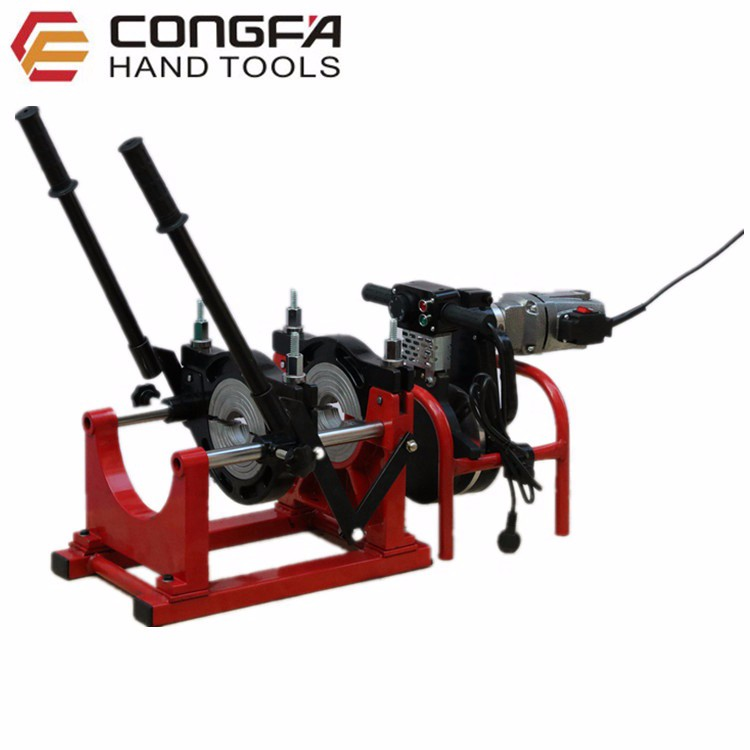 63-160mm Push Manual PE Butt Fusion Welding Machine For Pipe