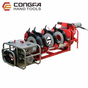 90-315mm HDPE Pipe Fusion Welding Machine