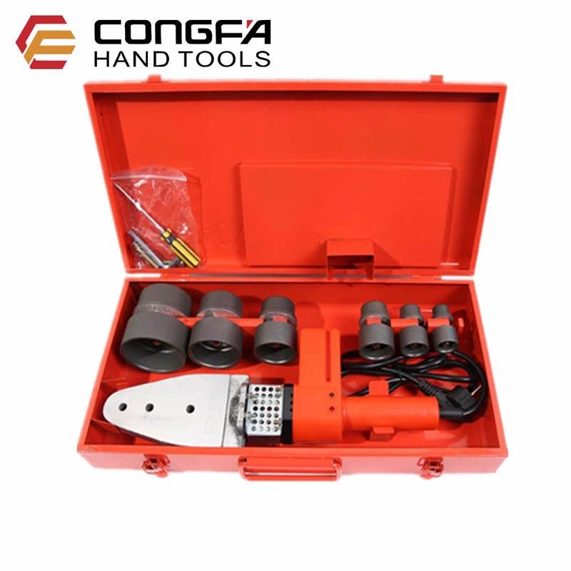 Ensemble de mini-machines de soudage de tuyaux de 20 à 63 mm