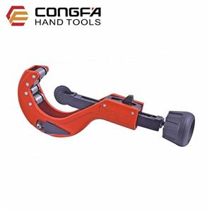 Red Plastic Pipe Cutter For 6-64mm Pipe