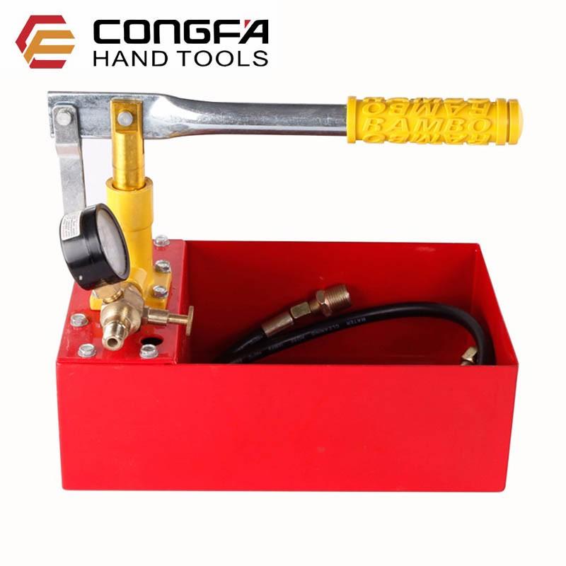 0-40bar 5L Hydrostatic Pressure Testing Equipment