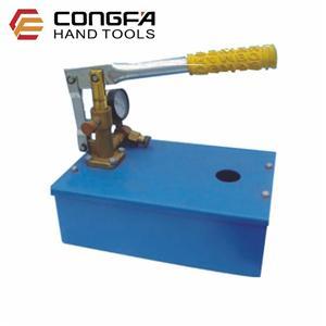 Machine d'essai de pression d'eau 0-160bar 5L