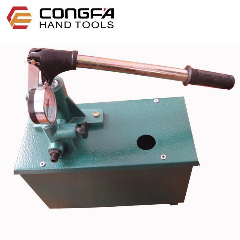 0-40bar 10L Hand Manual Water Pressure Pump