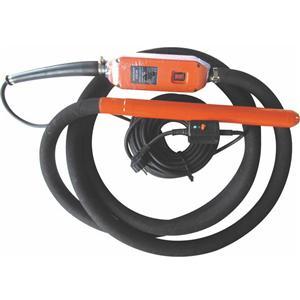 Vibrateur à béton haute fréquence de 40 mm de diamètre de tête