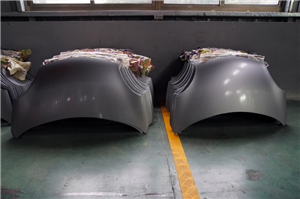 Geely Automobile Hood Project