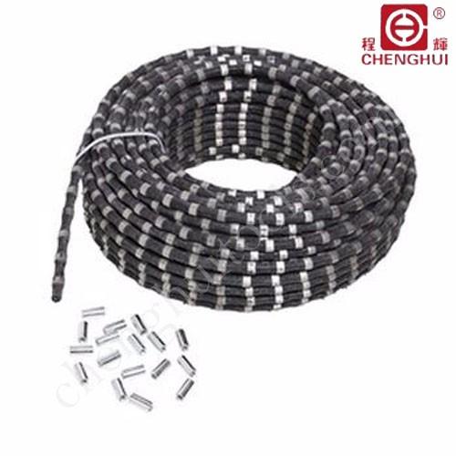 Diamond Rubber & Spring Wire Saw