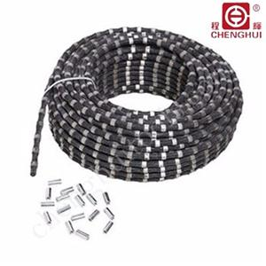 Diamond Rubber & Spring Wire Saw