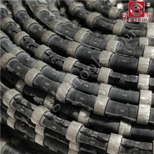 Diamond Wire Saw For Sandstone Quarry
