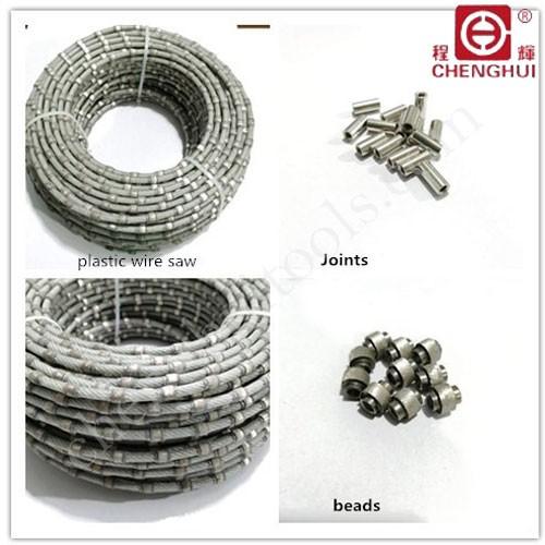 Diamond Plastic Wire Saw