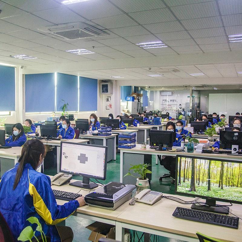 40 Staff Sales Team Marketing Department Spacious Office