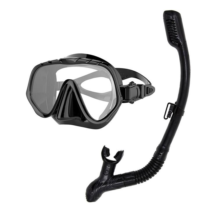 Whale Adult Frameless Integrated full face Diving Mask MK-1000