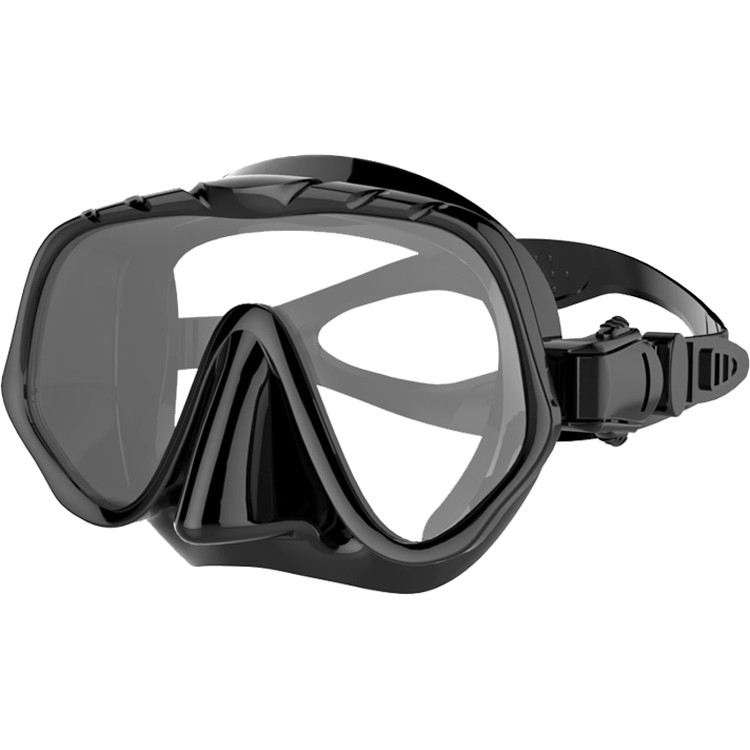 Whale Adult Frameless Integrated full face Diving Mask MK-1000