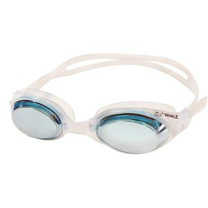 Silicone nose piece racing competition bespoke swimming goggles CF-2200