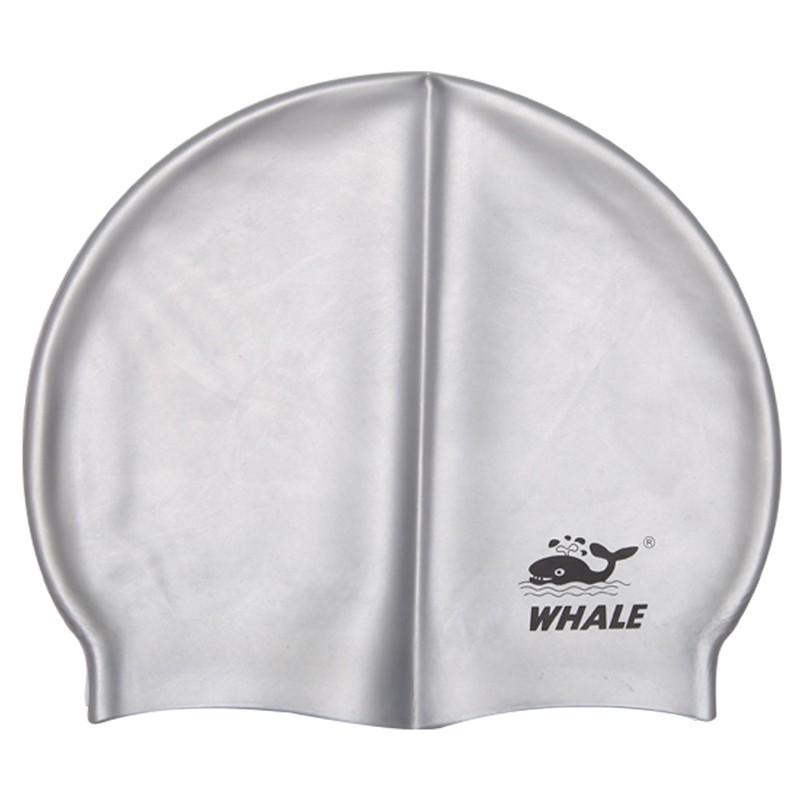 Pure color no odor plain racing anti-slip swim caps CAP-100