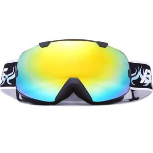 Adult ski goggles customized air circulation snowboard glasses SNOW-2800