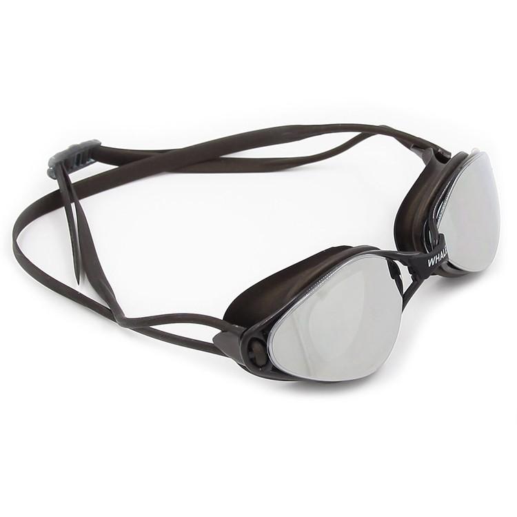 Silicone comfortable fit REVO lens mini swim glasses CF-5500