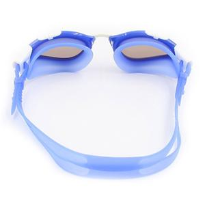 Unisex fashion design PC lens double strap swim glasses CF-7100