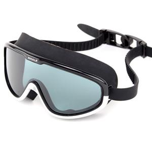 Dual-color large frame wide-angle lens nearsight swimming mask CF-8800