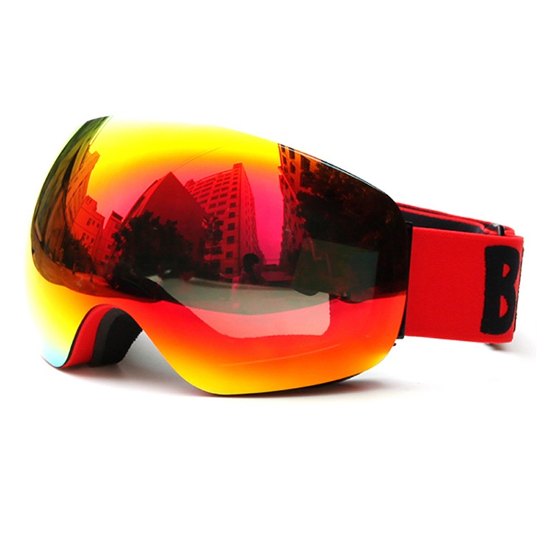 Manufacturers wholesale low price best ski goggles SNOW-4500