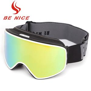 2020 the latest changeable anti-fog lens ski goggles SNOW-4400