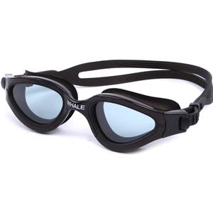 WHALE mirror-coating polarized swimming competition swimming goggle CF-6200