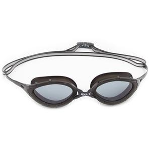 Dual-layer strap brand logo printed sexy shape swimming goggles CF-5700