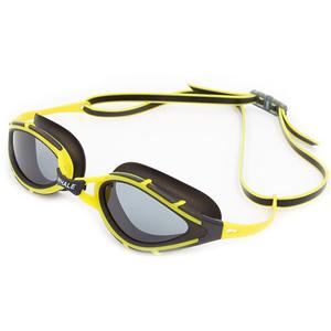 Dual-layer strap brand logo printed sexy shape swimming goggles CF-5700