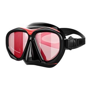 Leakproof anti-fog wide vision lens underwater diving goggles MK-200