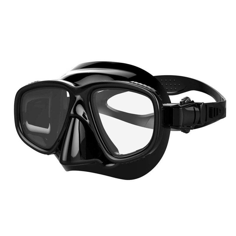 Moistureproof anti fog advanced mirrored diving goggle MK-600