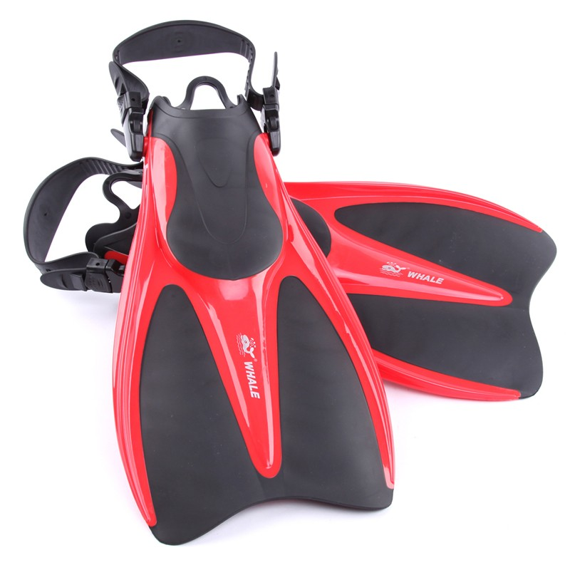 Outdoor use excellent quality TPR EVA adjustable diving fins