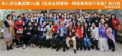 Marketing network promotion training