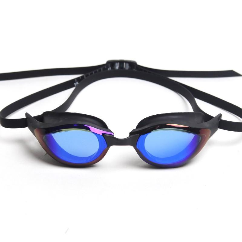 HD vision anti-scratch multi-color racing swim goggles CF-9300