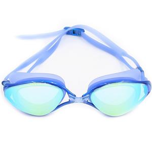 Silicone comfortable fit REVO lens mini swim glasses CF-5500