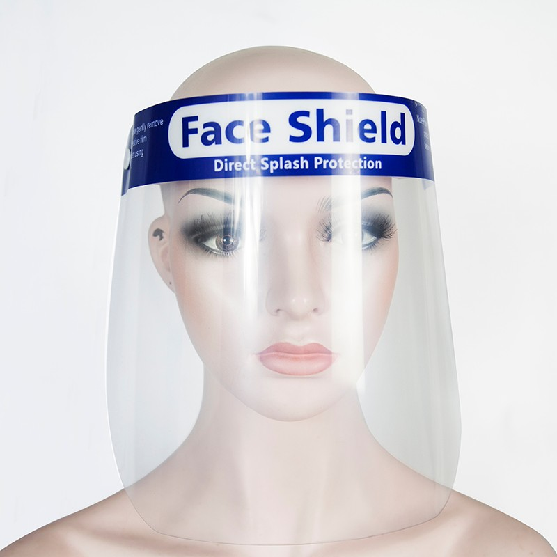 The information about face shield