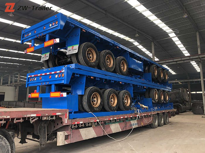12m 20 Foot Flatbed Semi Trailer Manufacturers, 12m 20 Foot Flatbed Semi Trailer Factory, Supply 12m 20 Foot Flatbed Semi Trailer