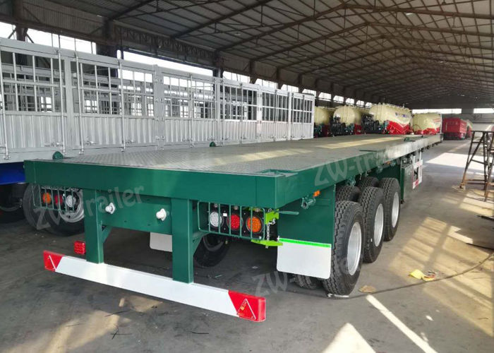 20 foot flatbed trailer