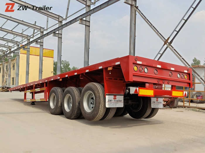 53 Ft Flatbed Tractor Trailer Dimensions Manufacturers, 53 Ft Flatbed Tractor Trailer Dimensions Factory, Supply 53 Ft Flatbed Tractor Trailer Dimensions
